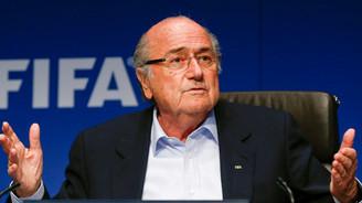 FIFA Başkanı Blatter'den istifa kararı