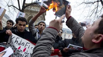 Mısrata'da 30 muhalif öldü