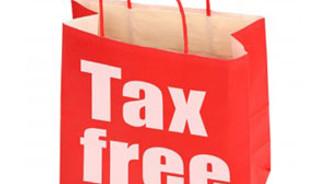 Tax free alışverişler yüzde 28 arttı