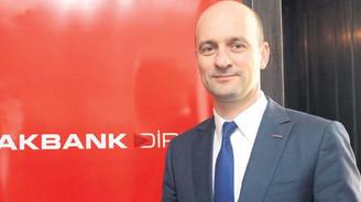 Akbank Direkt'in kârı 2 yılda 150 şubenin kârına denk geldi