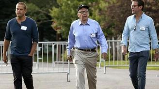 Medya patronu Murdoch'tan flaş karar