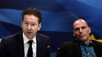 Dijsselbloem: Yunanistan tek başına kalır