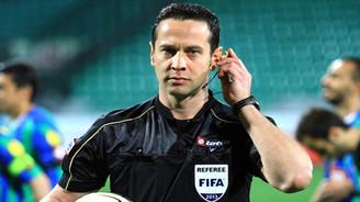 UEFA'dan hakem Özkahya'ya görev