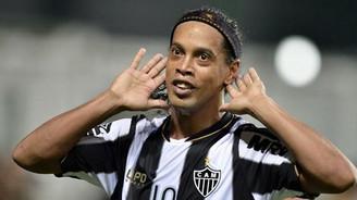 Ronaldinho, Antalyaspor için geliyor