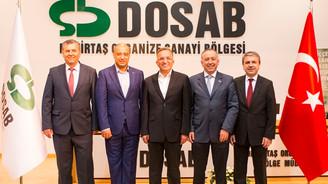 DOSAB'da Ferudun Kahraman 3. kez başkan seçildi