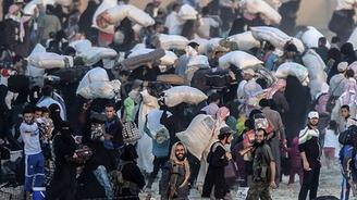 Sınırda bekleyen Suriyelilerin geçişine izin verildi