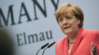 Merkel, Yunanistan'dan sonra şimdi de iklime el attı