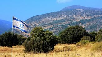İsrail'den Golan Tepeleri'ne giriş yasağı