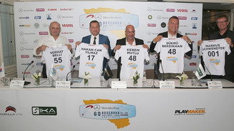 Mercedes-Benz Kiteboard Avrupa Şampiyonası başlıyor