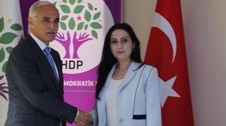 MÜSİAD heyetinden HDP'ye ziyaret