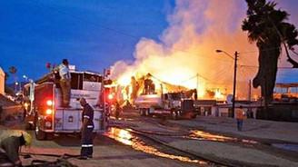 Meksika'da huzurevi yangını: 16 ölü