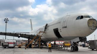 Sahibinden dekor amaçlı satılık Airbus A340!