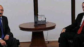 Kılıçdaroğlu, Erdoğan'ı ziyaret etti