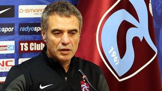 Trabzonspor'da 'Yanal' dönemi bitti