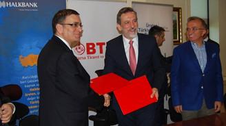 Halkbank'dan BTSO'lu 35 bin üyeye finansman desteği