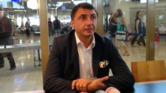 Trabzonspor'un yeni hocası Şota