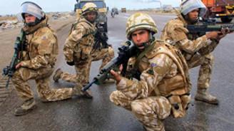 İngiliz birlikleri Afganistan'dan çekilecek