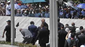Sırbistan Başbakanı'na saldırı