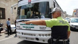 Toplu taşıma araçlarına 'Özgecan' kriteri