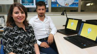 Üniversite öğrencilerinin geliştirdiği yazılıma 117 bin lira hibe desteği