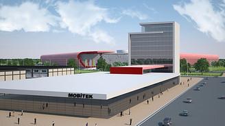 Mobilyakent'te 743 işyerinin inşaatı bitti, sırada üretim var