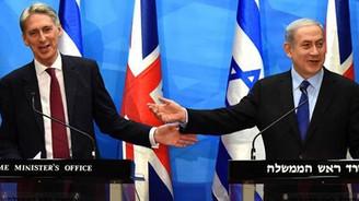 İngiliz bakan, Netanyahu ile tartıştı