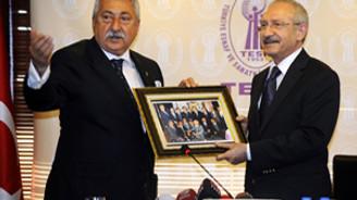 Kılıçdaroğlu, TESK'e sitem etti