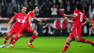 Türkiye'nin Avrupa kupasındaki rakipleri belli oldu