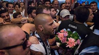 Quaresma İstanbul'a geldi