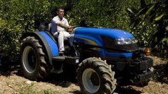 Çiftçi, 2010'da da New Holland dedi
