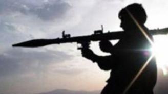 Siirt'te roketatarlı saldırısı