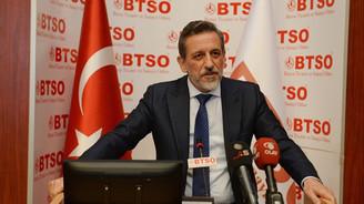 Bursa, İran'a ihracatta en fazla paya sahip dördüncü il
