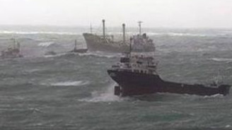 Lodos, deniz ulaşımını etkiledi