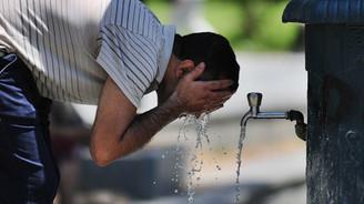 Mersin'de 'sıcaklık izni'