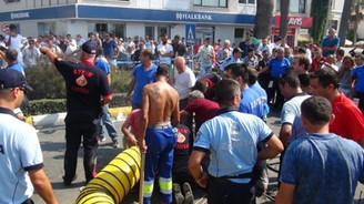 Kuşadası'nda metan gazından ölüm