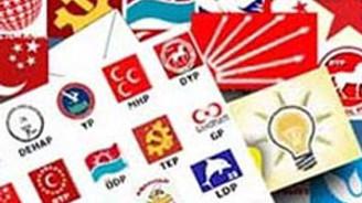 Altı parti seçime katılmıyor