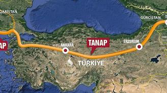 Deloitte/Yörük: Türkiye TANAP'ta kilit oyuncu