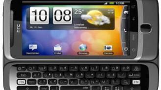 HTC'nin klavyelisi 'Desire Z' Türkiye'de