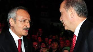 Erdoğan ve Kılıçdaroğlu biraraya geldi