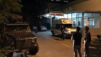 Bingöl'de çatışma: 1 uzman çavuş yaralı