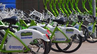 Bisikletin diğer ulaşım türleri ile entegrasyonu sağlanmalı