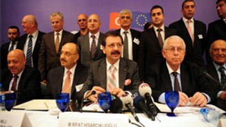 STK'lar Avrupa Birliği konusunda birleşti