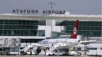 Atatürk Havalimanı'nda Türkiye rekoru kırıldı