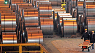 Türkiye'nin çelik ihracatı 8.5 milyar dolar oldu