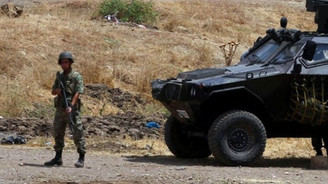 Şırnak'ta polis ve askere eş zamanlı saldırı