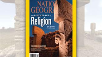National Geographic'te Göbeklitepe var