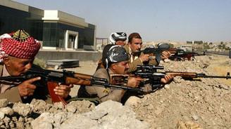 Kürtler IŞİD'e karşı taarruza geçti