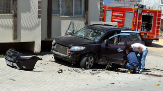 Muhalif komutana bombalı suikast