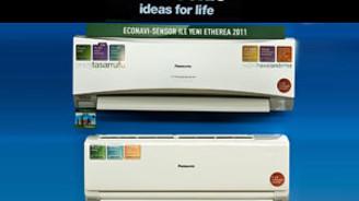 Panasonic, Türkiye'de klima pazarına da girdi