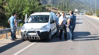 Osmaniye'de polise roketatarlı saldırı